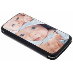 Galaxy S6 Edge Gel Bookstyle Hülle gestalten (einseitig)