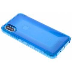 UAG Blaues Plyo Hard Case für das iPhone Xs / X