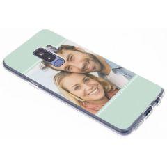 Gestalte deine eigene Samsung Galaxy S9 Plus Gel Hülle