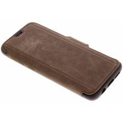 OtterBox Brauner Strada Book Case für das Samsung Galaxy S9