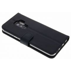 Valenta Blaues Booklet Classic Luxe für das Samsung Galaxy S9 Plus