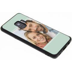 Gestalte deine eigene Galaxy S9 Gel Hülle - Schwarz