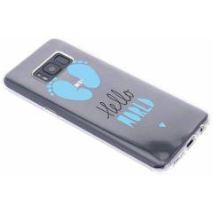 Design TPU Hülle für das Samsung Galaxy S8