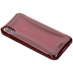UAG Plyo Hard Case Rot für das iPhone Xs Max