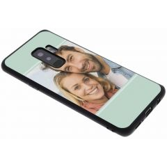 Gestalte deine eigene Galaxy S9 Plus Gel Hülle - Schwarz