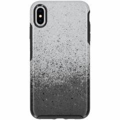 OtterBox Symmetry Series Case Schwarz / Grau für iPhone Xs Max