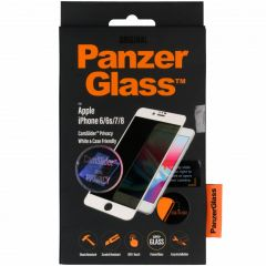 PanzerGlass CamSlider™ Privacy Screen Protector iPhone 8 / 7 / 6s / 6
