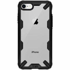 Ringke Fushion X Case Schwarz für das iPhone SE (2020) / 8 / 7