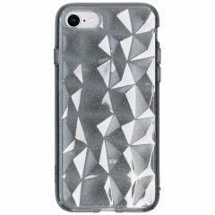 Ringke Glitter Air Prism Grau für das iPhone SE (2020) / 8 / 7