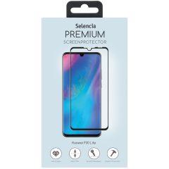 Selencia Screen Protector aus gehärtetem Glas für das Huawei P30 Lite