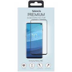 Selencia Premium Screen Protector gehärtetem Glas Galaxy S10e