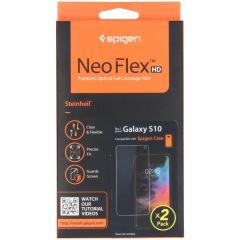 Spigen Neo Flex™ HD Case Friendly Screen Protector Galaxy S10