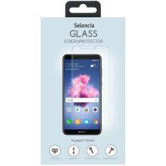Selencia Displayschutz aus gehärtetem Glas für Huawei P Smart