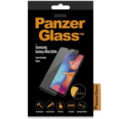 PanzerGlass Case Friendly Screenprotektor für das Samsung Galaxy A20e