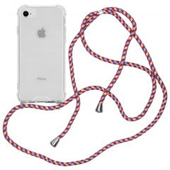 iMoshion Backcover mit Band Lila für das iPhone SE (2020) / 8 / 7