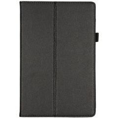 Unifarbene Tablet-Schutzhülle Schwarz Samsung Galaxy Tab S5e
