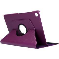 iMoshion 360° drehbare Schutzhülle Violett Samsung Galaxy Tab S5e