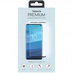 Selencia Premium Screen Protector gehärtetem Glas Samsung Galaxy S10
