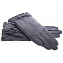 iMoshion Touchscreen-Handschuhe aus echtem Leder - Größe M