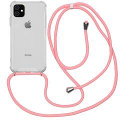 iMoshion Backcover mit Band Rosa für das iPhone 11