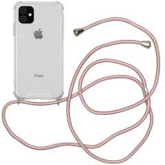 iMoshion Backcover mit Band Roségold für das iPhone 11