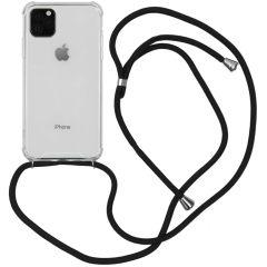 iMoshion Backcover mit Band Schwarz für das iPhone 11 Pro Max
