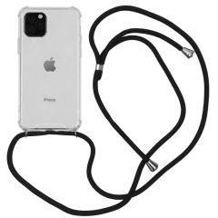 iMoshion Backcover mit Band Schwarz für das iPhone 11 Pro