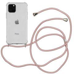 iMoshion Backcover mit Band Roségold für das iPhone 11 Pro