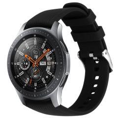 iMoshion Silikonband Schwarz für die Samsung Galaxy Watch 42 mm