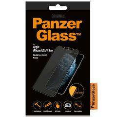 PanzerGlass Privacy Displayschutzfolie iPhone 11 Pro / Xs / X