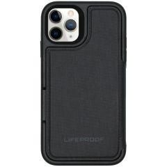 LifeProof Flip Wallet Case Schwarz für das iPhone 11 Pro
