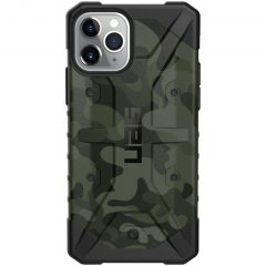 UAG Pathfinder Case Forest Camo Black für das iPhone 11 Pro