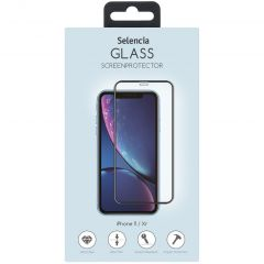 Selencia Premium Screen Protector aus gehärtetem Glas iPhone 11 / Xr