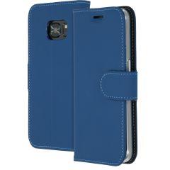 Accezz Wallet TPU Booklet für das Samsung Galaxy S7 - Blau