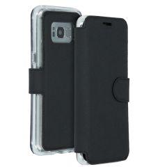 Accezz Xtreme Wallet Schwarz für das Samsung Galaxy S8