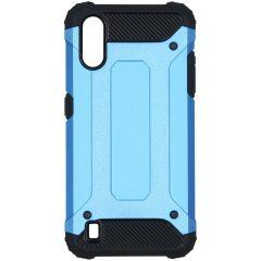 iMoshion Rugged Xtreme Case Hellblau für das Samsung Galaxy A01