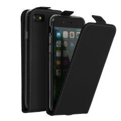 Accezz Schwarzer Flip Case für das iPhone SE (2020) / 8 / 7