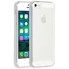 Accezz TPU Clear Cover Transparent für iPhone 5 / 5s / SE