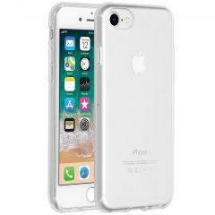 Accezz TPU Clear Cover Transparent iPhone SE (2020) / 8 / 7 / 6(s)