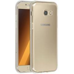 Accezz TPU Clear Cover Transparent für Samsung Galaxy A5 (2017)