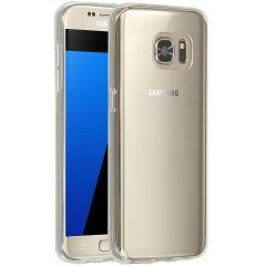 Accezz TPU Clear Cover Transparent für Samsung Galaxy S7
