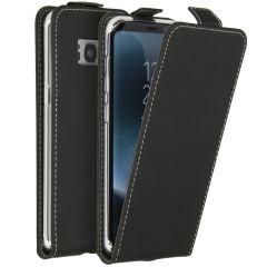 Accezz Schwarzer Flip Case für das Samsung Galaxy S8