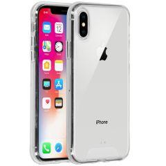 Accezz Xtreme Impact Case Transparent für das iPhone Xs / X