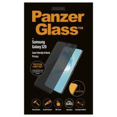 PanzerGlass Privacy Case Friendly Displayschutzfolie Samsung Galaxy S20
