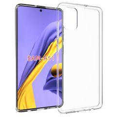 Accezz TPU Clear Cover Transparent für das Samsung Galaxy A51
