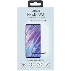 Selencia Screen Protector aus gehärtetem Glas Samsung Galaxy S20 Plus