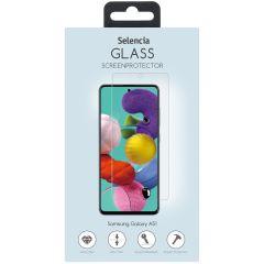 Selencia Displayschutz aus gehärtetem Glas für das Samsung Galaxy A51