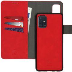 iMoshion Entfernbare 2-1 Luxus Booktype Hülle Samsung Galaxy A51