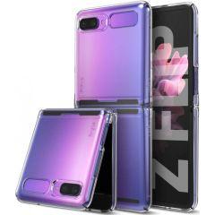 Ringke Slim Back Cover Transparent für das Samsung Galaxy Z Flip