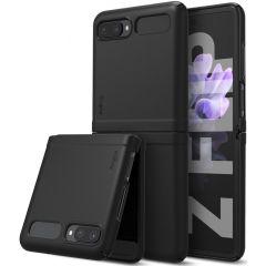Ringke Slim Back Cover Schwarz für das Samsung Galaxy Z Flip